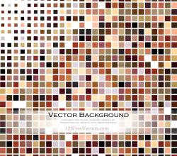 Retro Tile Background