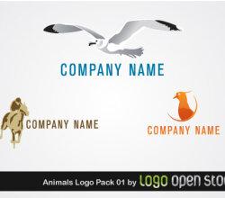 Animal Logo Pack