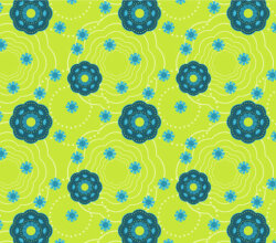 Flowered Pattern