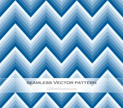 Zigzag Seamless Pattern Vector