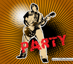 Party Vector Graphics