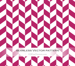 Pink Chevron Pattern Vector