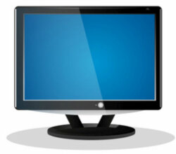 Flat Screen Lcd Television