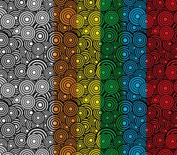 Target Seamless Pattern Adobe Illustrator Swatches