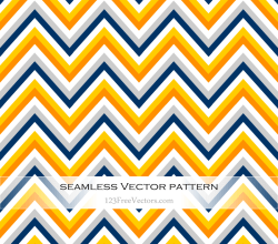 Seamless Zigzag Pattern Vector Illustrator