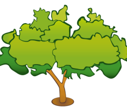 Vector Graphics Tree