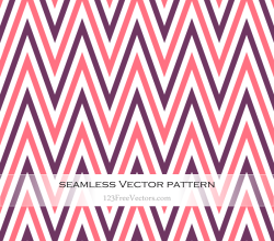 Seamless Zigzag Pattern Vector Free Download