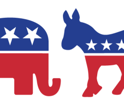 Political Animals Vector Image