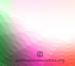 Abstract Colorful Graphics Background Design