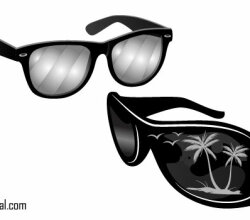 Free Sunglasses Vectors