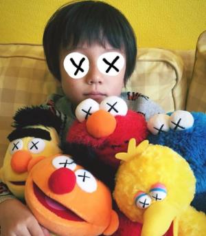 仲里依紗の子供の顔写真