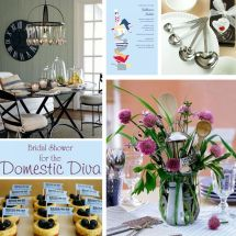 Martha Stewart Bridal Shower Themes
