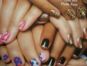 easy cute nail design short