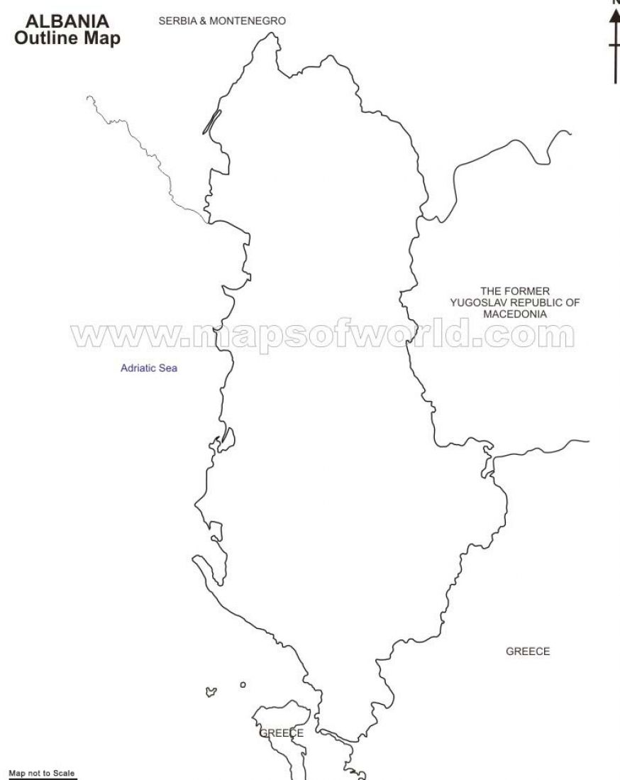 new york city outline map