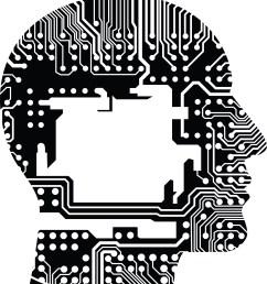 circuit board clipart [ 4000 x 4413 Pixel ]