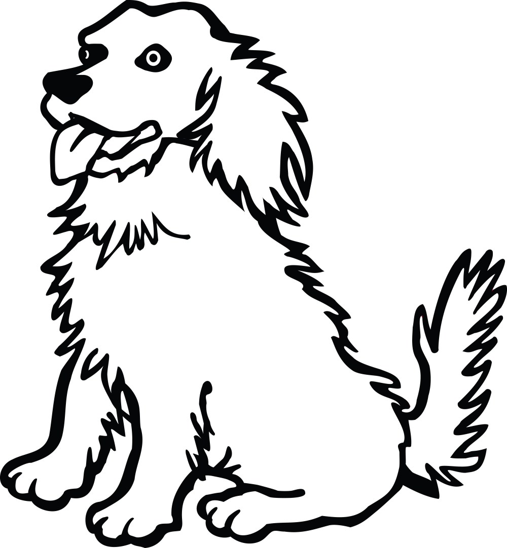 medium resolution of free clipart of a dog 00011485