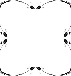 free clipart of a frame design element 00011925  [ 4000 x 4000 Pixel ]