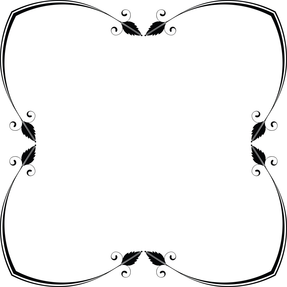 medium resolution of free clipart of a frame design element 00011925