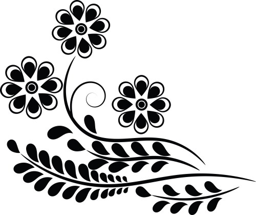 small resolution of clipart of a flower
