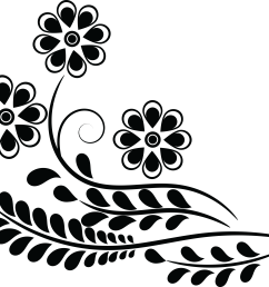 eps svg free clipart of a flower design [ 4000 x 3355 Pixel ]