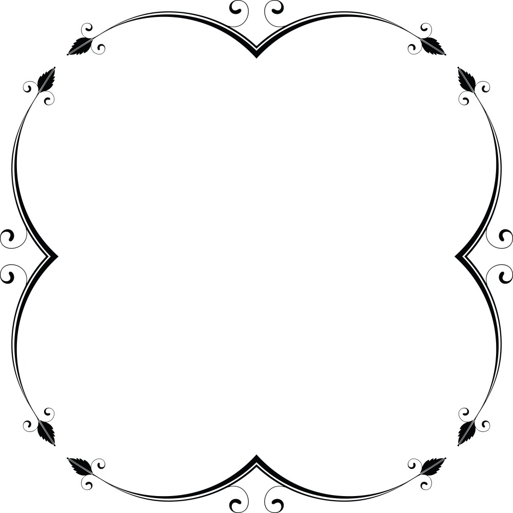 medium resolution of free clipart of a frame design element 00012047