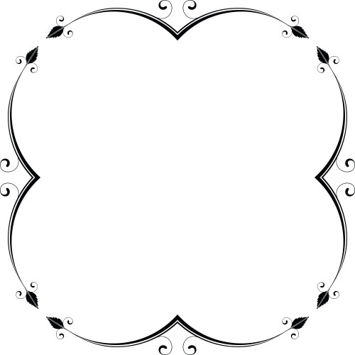 small resolution of free clipart of a frame design element 00012047