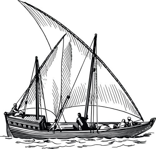 small resolution of free clipart of a sailing ship 00012105