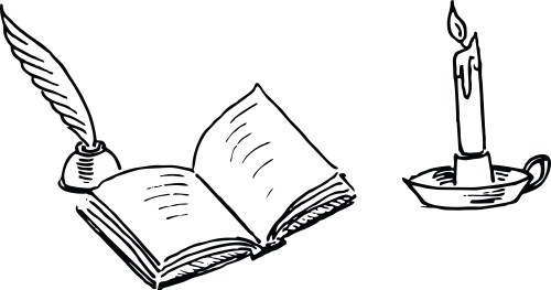 small resolution of free clipart of book