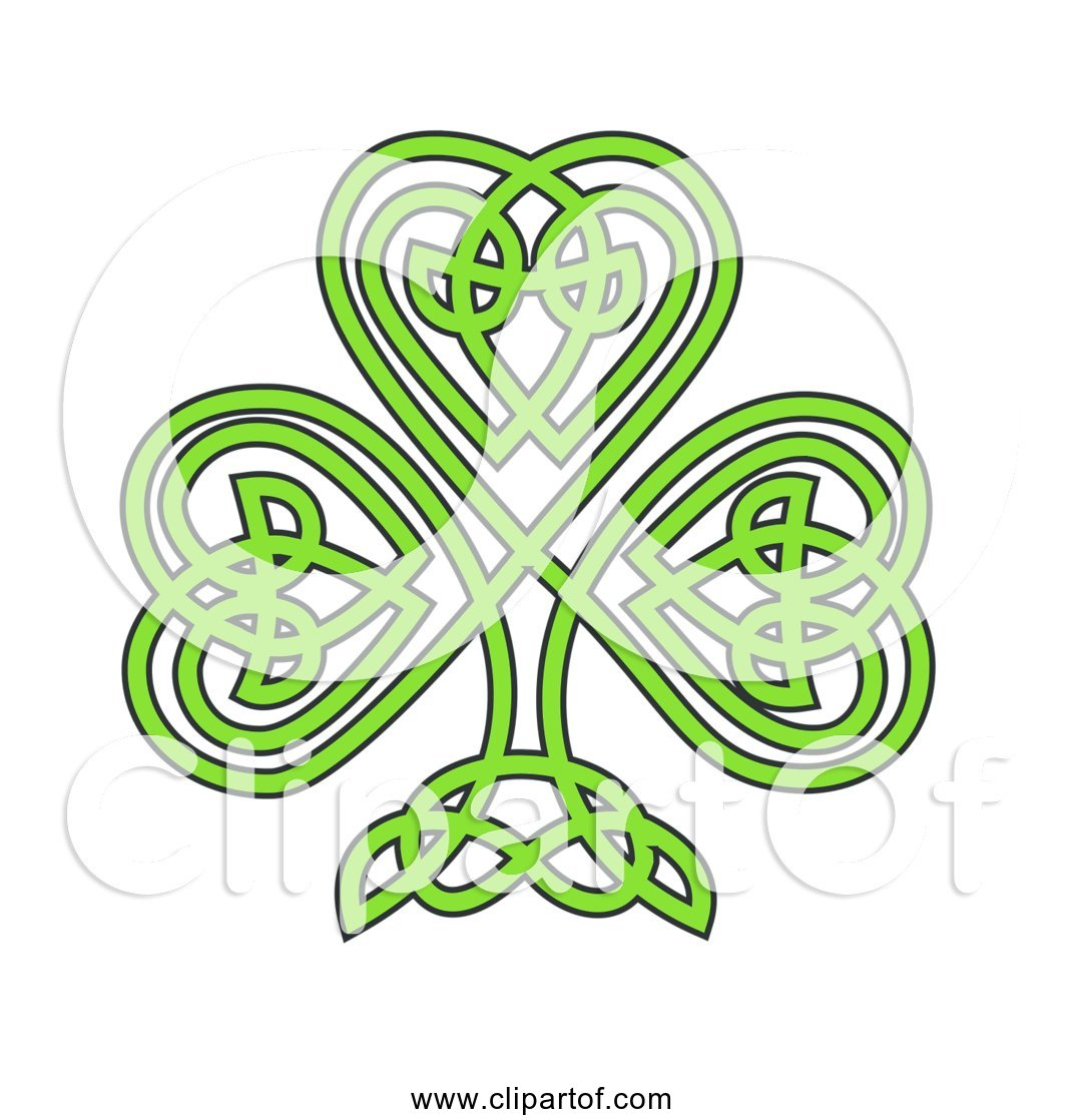 hight resolution of shamrock clipart free