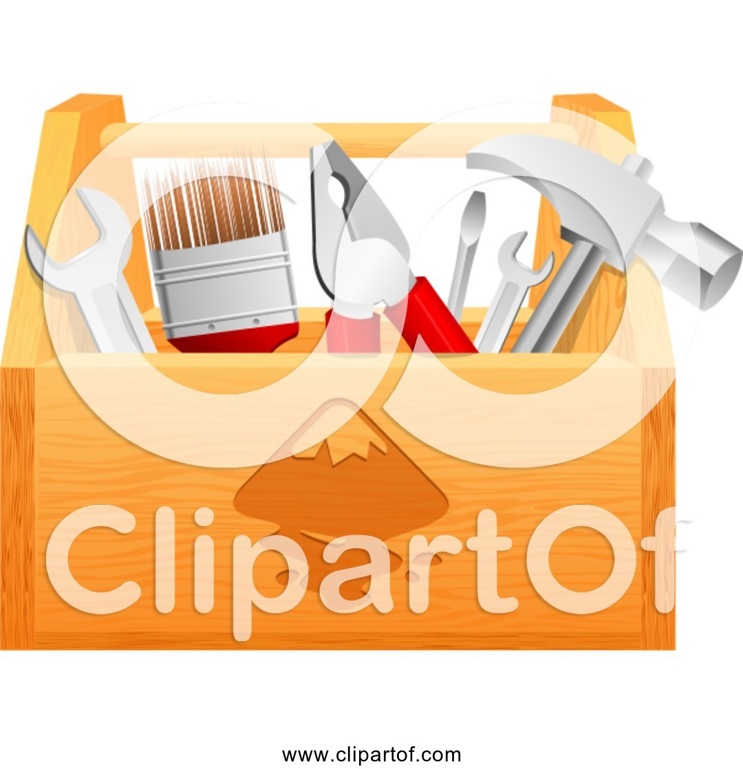 hight resolution of toolbox clipart