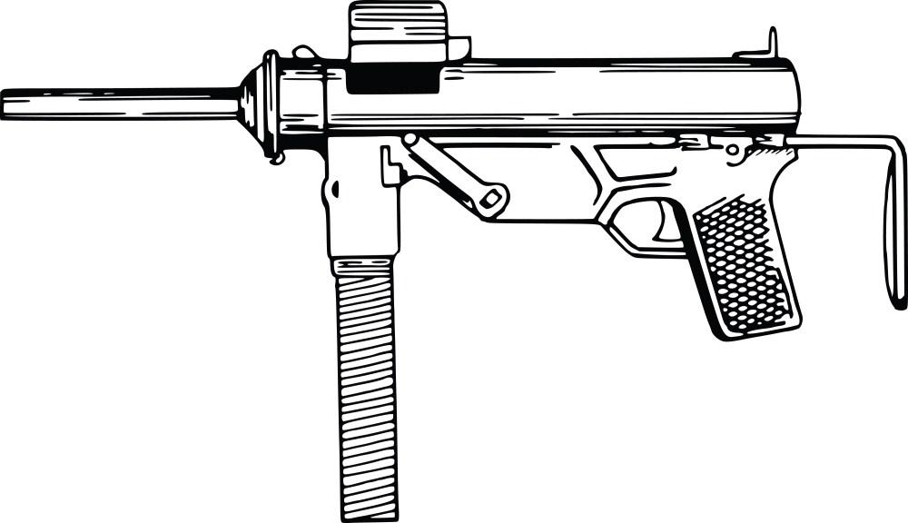 medium resolution of clipart gun