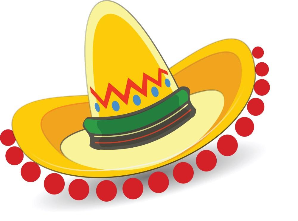 medium resolution of sombrero clipart