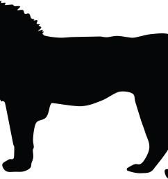 lion and lioness clipart  [ 4000 x 2465 Pixel ]