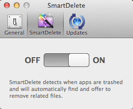 AppCleaner:Mac 應用程式移除工具