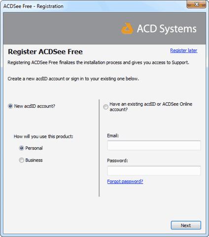 [下載] ACDSee Free 最經典的看圖軟體,終於免費了!