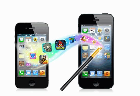 AppTrans:轉移 iPhone、iPad 應用程式資料、遊戲存檔和個人設定的軟體(感恩節限時免費)