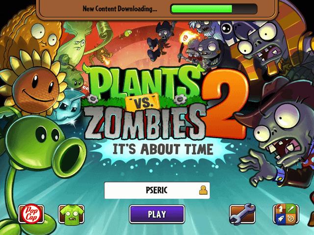 Plants vs. Zombies 2 《植物大戰殭屍二代》免費下載