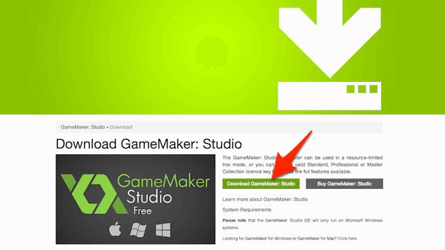 GameMaker Studio Standard Edition 遊戲製作軟體,限時免費下載(含序號)