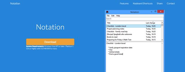 Notation 更輕巧、更快速,適用於 Windows 的雲端記事本軟體