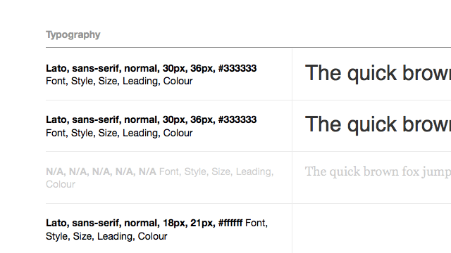 Stylify Me 快速取得網站配色、字型等風格資訊