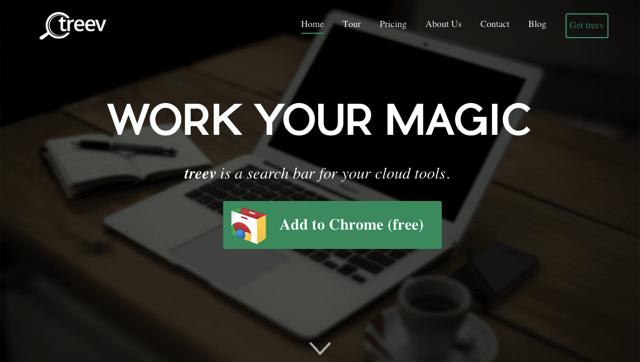 Treev 串連 Dropbox、Google Drive 和 Box 雲端硬碟,一鍵快速搜尋開啟檔案(Chrome 擴充功能)