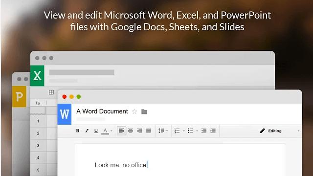 如何在沒有安裝 Office 的狀況下開啟或編輯 Word、Excel、PowerPoint 文件檔?(Mac 適用)