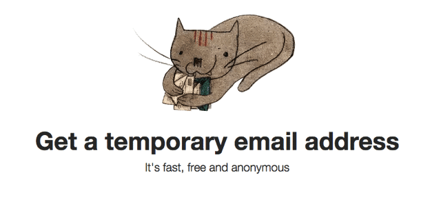 Forward Cat 臨時信箱轉寄服務,產生可隨時停用的暫時匿名 Email 地址
