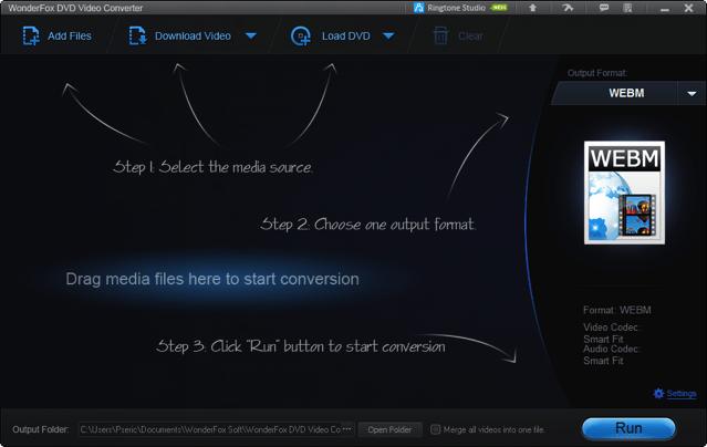 WonderFox DVD Video Converter 集轉檔、編輯、播放三大功能影音轉檔軟體,原價 $59.95 美元限時免費下載!
