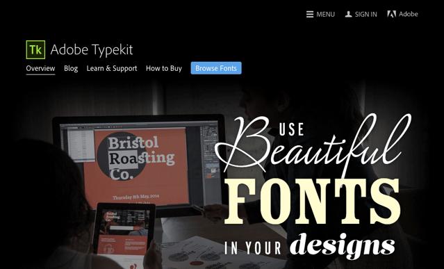 載入Typekit「思源黑體」中文網頁字型教學,提升網站整體質感