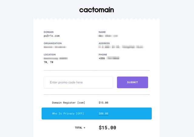 Cactomain