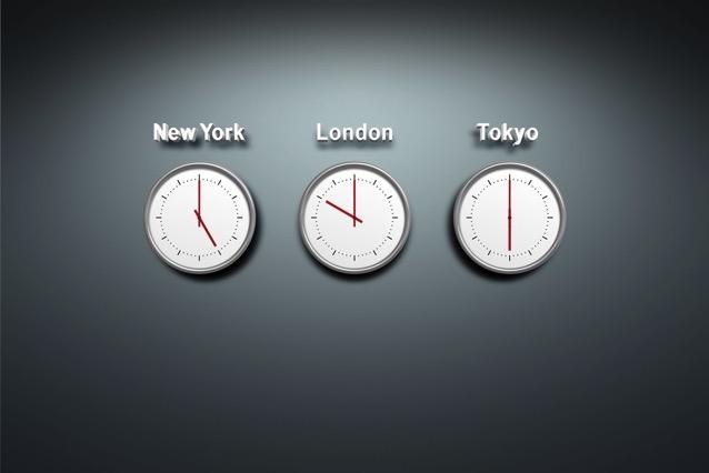 Clocker 在 Mac 選單列顯示世界時間,快速從下拉選單查看各城市時間