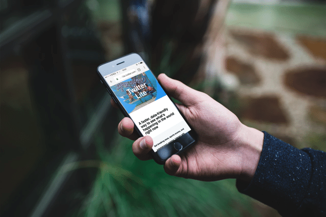 Twitter Lite 推特輕量版網頁省流量又能加速 30%!免下載應用程式 iOS、Android 皆可使用