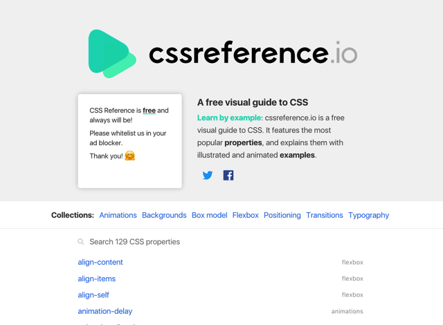 CSS Reference