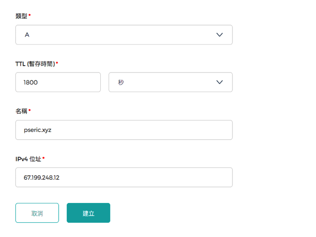 Bitly custom domain